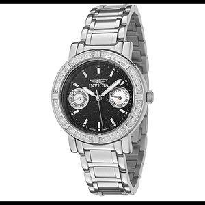 Invicta II Diamond Ladies Watch 0098.